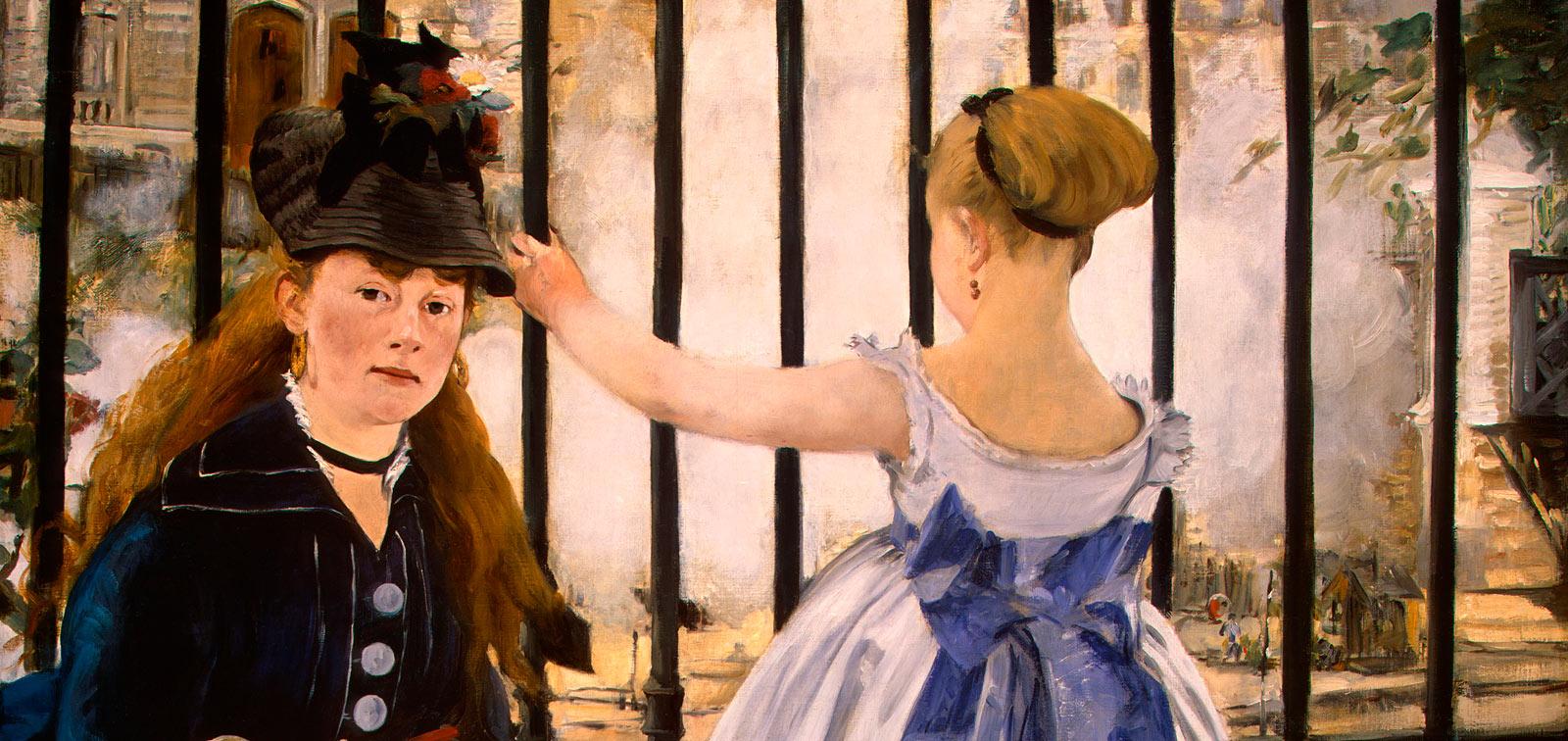 Manet in the Prado