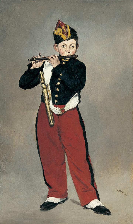 El viaje a España (1865-67)