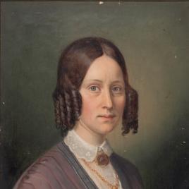 Retrato de la señora Käslin