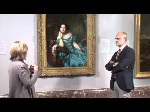 Otros ojos para ver el Prado: La Condesa de Vilches, de Madrazo
