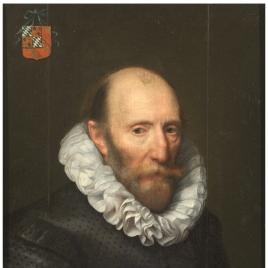 Retrato de un señor de la familia Van Beijeren van Schagen (¿Johan van Beijeren van Schagen?)