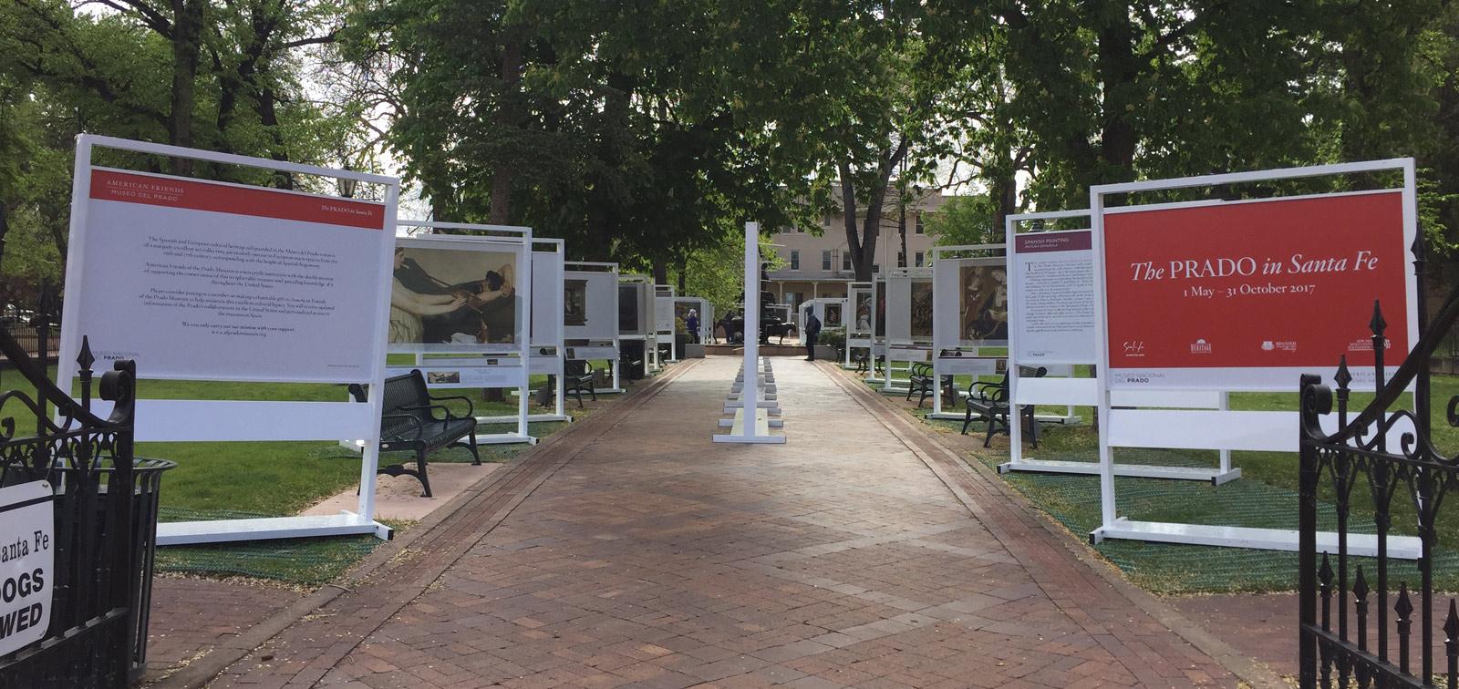 Exposición didáctica: El Museo del Prado en Santa Fe