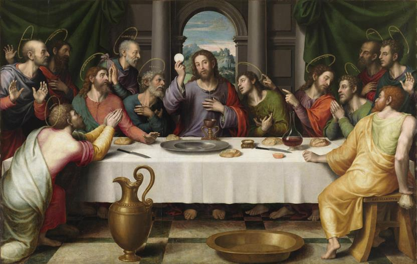 The Last Supper (photographic reproduction)
