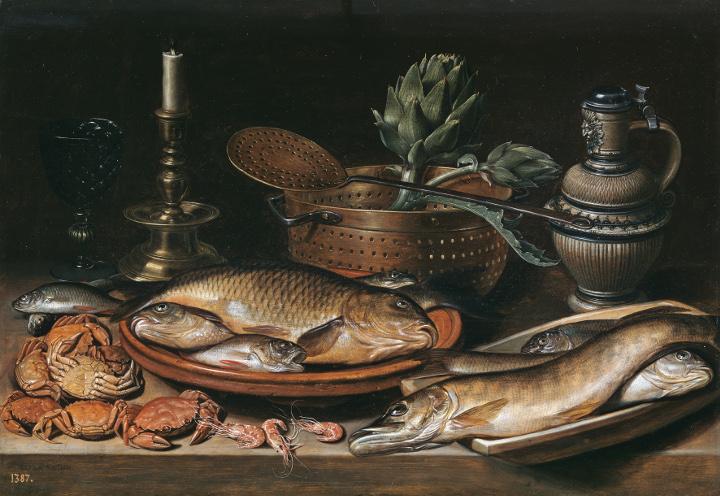 La pintura de Clara Peeters: Arte y cultura material