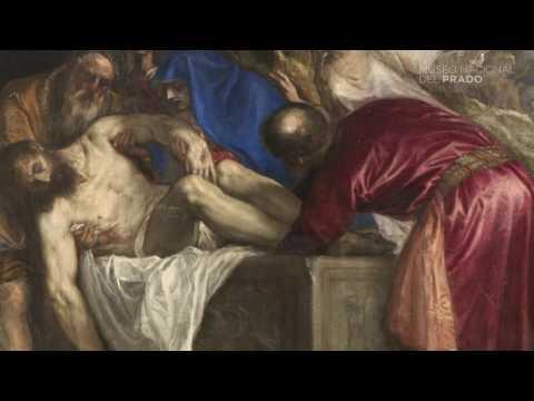Obras comentadas: Entierro de Cristo, de Tiziano