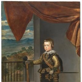 Prince Baltasar Carlos