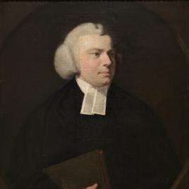 Retrato de un eclesiástico
