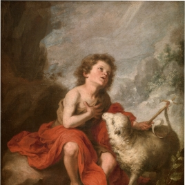 The Infant Saint John the Baptist