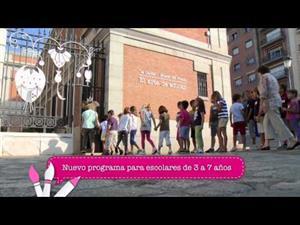 """Programa educativo: """"la Caixa"""" - Museo del Prado. El arte de educar"""