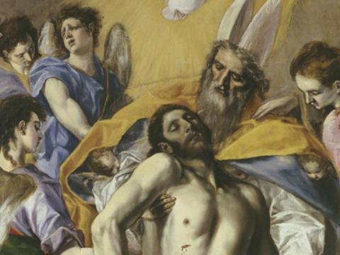 <em>La Trinidad</em>, El Greco, comentada por José Manuel Pita