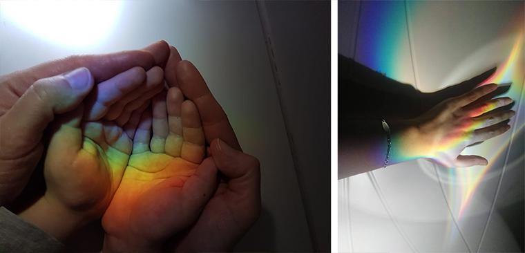 Actividad. El arcoíris en ti
