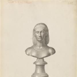 Busto egiptizante