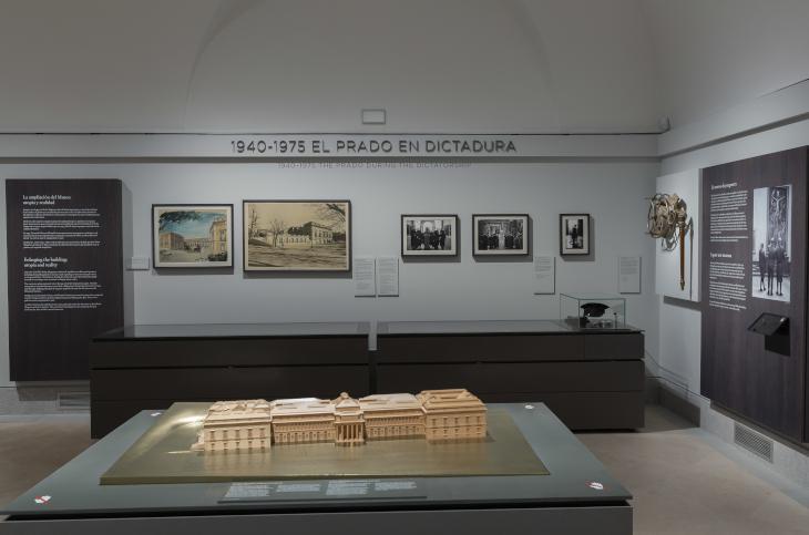 A post-war museum