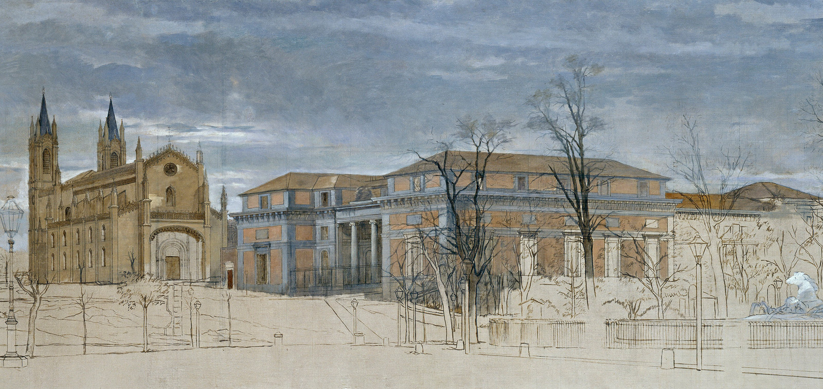 History of the Museo del Prado and its Buildings