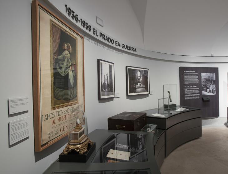 The Prado and the Civil War