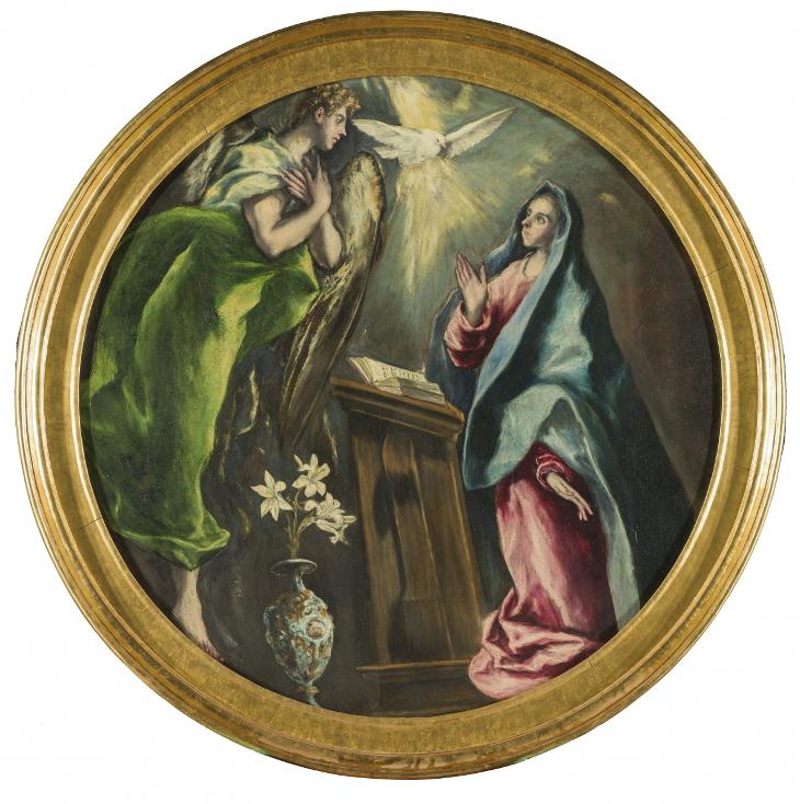 <em>La Anunciación</em>