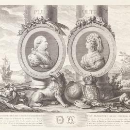 Carlos IV y María Luisa