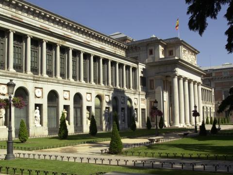 El Museo del Prado permite el acceso a 12.000 de sus archivos históricos desde 1814