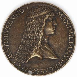 Maximilian I, Holy Roman Emperor / Mary of Burgundy
