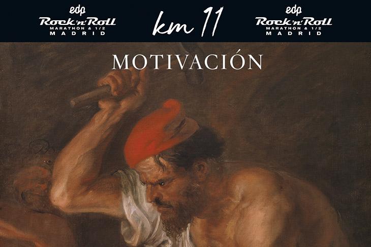 Las obras del Museo del Prado ilustrarán las emociones del EDP Rock 'n' Roll Madrid Maratón & ½