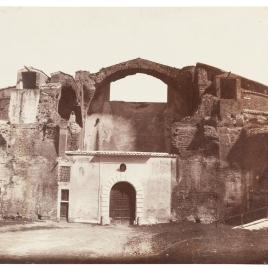 Termas de Diocleciano en Roma