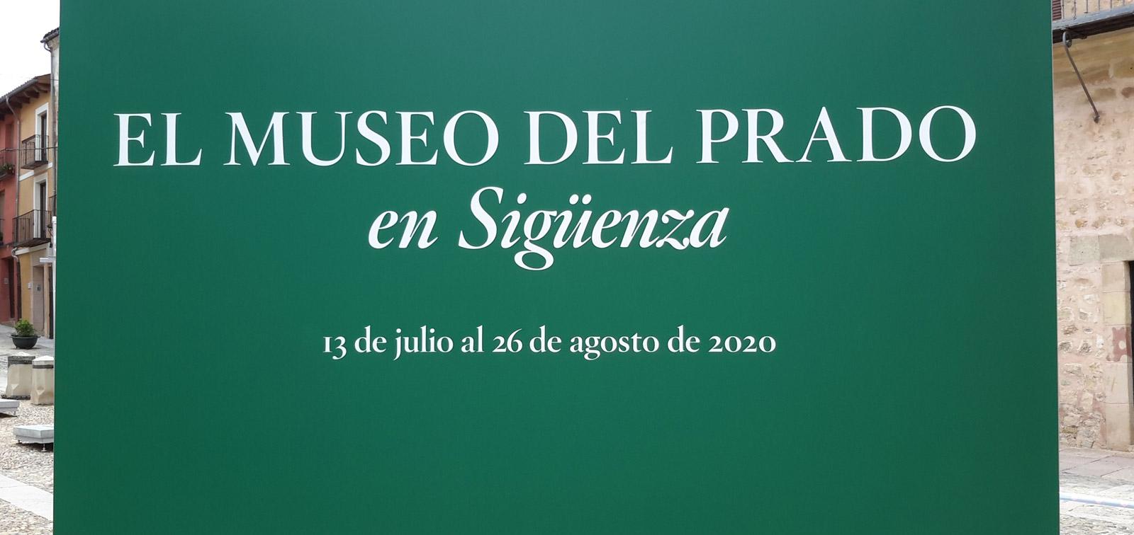 Exposición didáctica: El Museo del Prado en Sigüenza