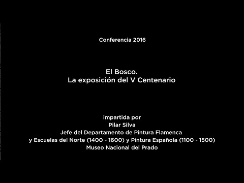 Conferencia: El Bosco. La exposición del V centenario