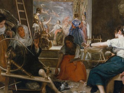 El Museo del Prado inaugura <em>Metapintura</em>