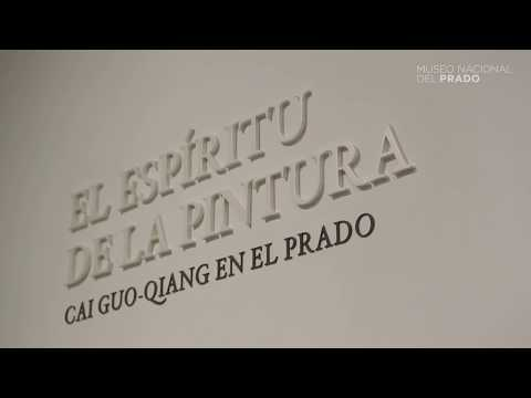 "Exhibition: ""The Spirit of Painting. Cai Guo-Qiang at the Prado"""