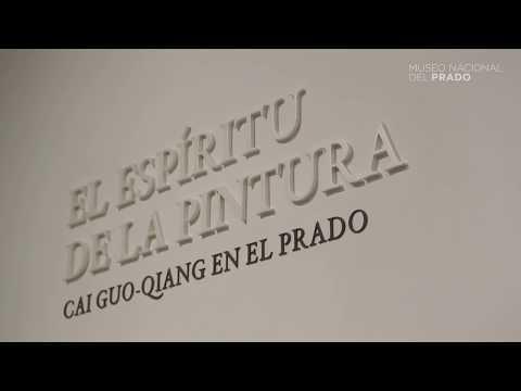"""Exposición: """"El espíritu de la pintura. Cai Guo-Qiang en el Prado"""""""