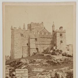 Castillo de St. Michael's Mount, Cornualles