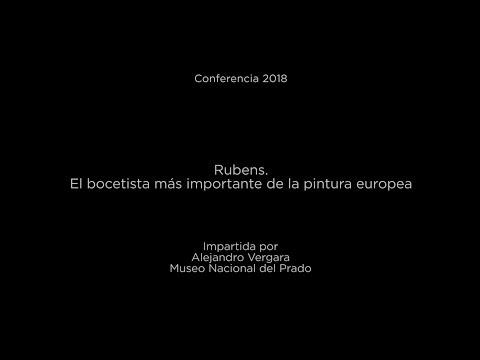 Rubens. El bocetista más importante de la pintura europea
