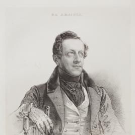 Angel Saavedra, duque de Rivas