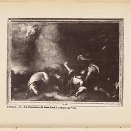 La conversión de san Pablo