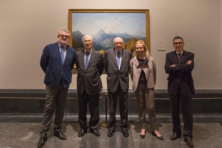 La donación Óscar Alzaga, una importante contribución al enriquecimiento de las colecciones del Prado