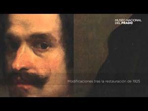 La obra invitada: Retrato de caballero, Velázquez