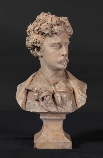 Bust of Mariano Fortuny