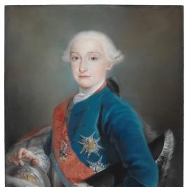 Carlos IV de Borbón, príncipe de Asturias