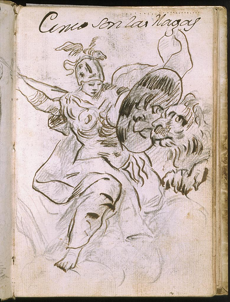 Cuaderno italiano [Goya]