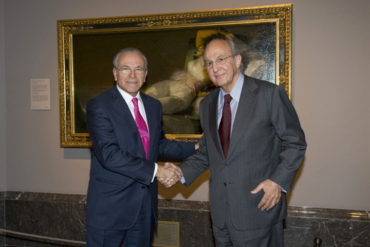 La Obra Social 'la Caixa' se convierte en Benefactor del Museo del Prado