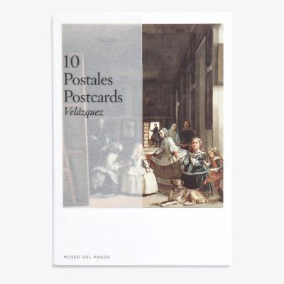 Velázquez Ten Postcards Pack