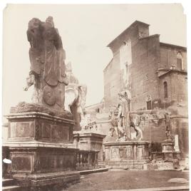 Plaza del Campidoglio en Roma