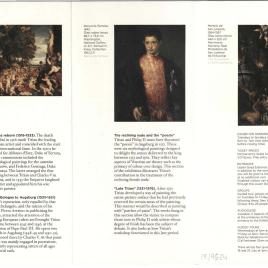 Tiziano / Museo Nacional del Prado.