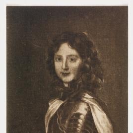 Retrato de un Príncipe Niño de la Casa de Francia