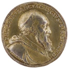El cardenal Prospero Publicola Santacroce - La Villa de Gericomio
