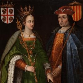 Petronila Ramírez y Ramón Berenguer IV