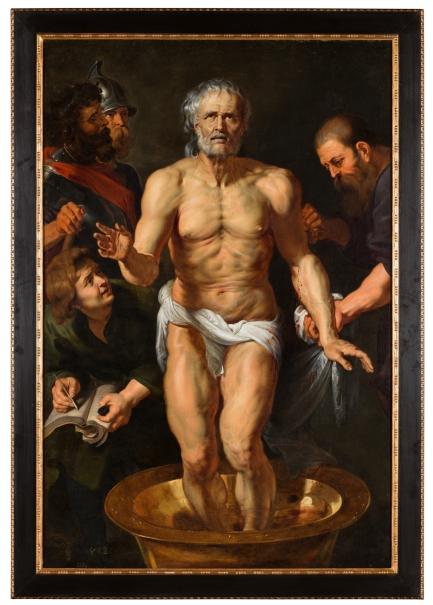 The Death of Seneca - The Collection - Museo Nacional del Prado