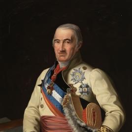 El general Francisco Javier Castaños, I duque de Bailén