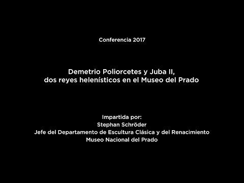 Demetrio Poliorcetes y Juba II, dos reyes helenísticos en el Museo del Prado