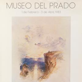 J.M.W. Turner (1775-1851) [Material gráfico] : dibujos y acuarelas del Museo Británico.